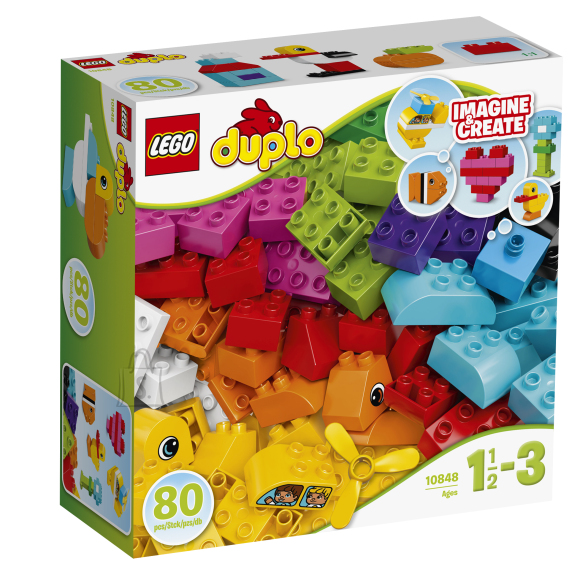LEGO Duplo minu esimesed klotsid