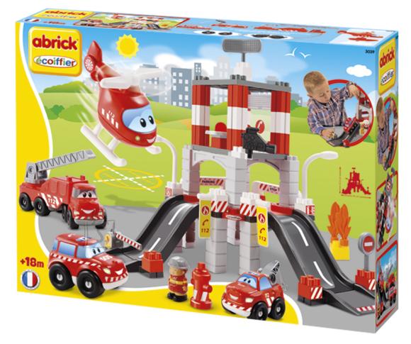 Ecoiffier tuletõrjejaam
