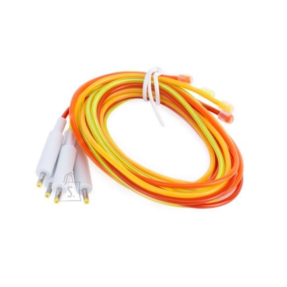 Neuron elektroluminestsents juhtmed (punane, roheline, kollane ja oranž)