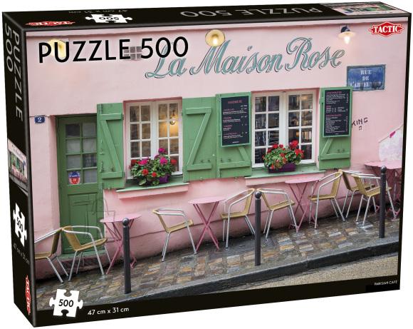 Tactic pusle Pariisi kohvik 500tk