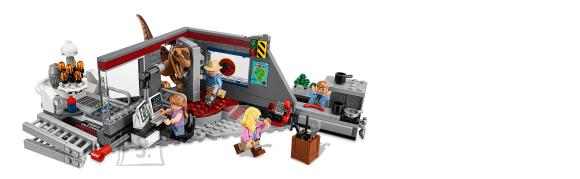 LEGO Jurassic World Velociraptorijaht