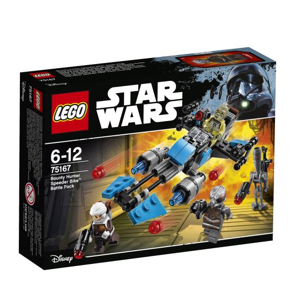 LEGO Star Wars pearahaküti sõiduk
