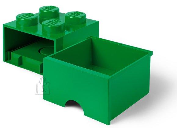 LEGO roheline hoiusahtel 4