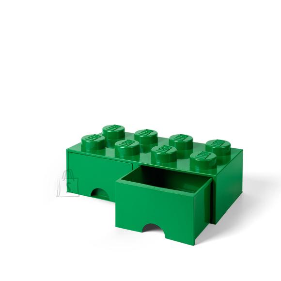 LEGO roheline hoiusahtel 8