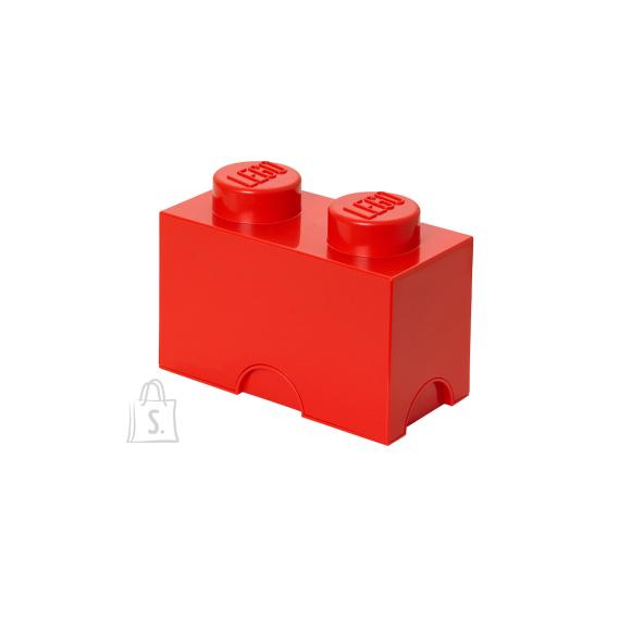 LEGO punane hoiuklots 2