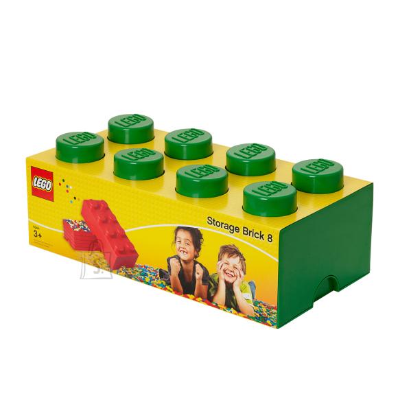 LEGO roheline hoiuklots 8