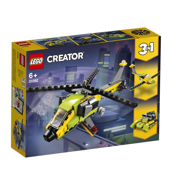 LEGO LEGO Creator Seiklused helikopteril