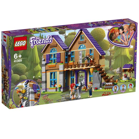 LEGO LEGO Friends Mia maja