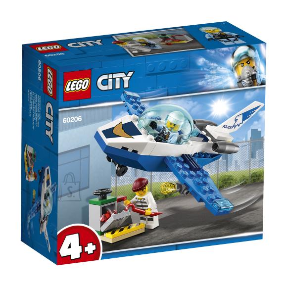 LEGO LEGO City Õhupolitsei reaktiivpatrull