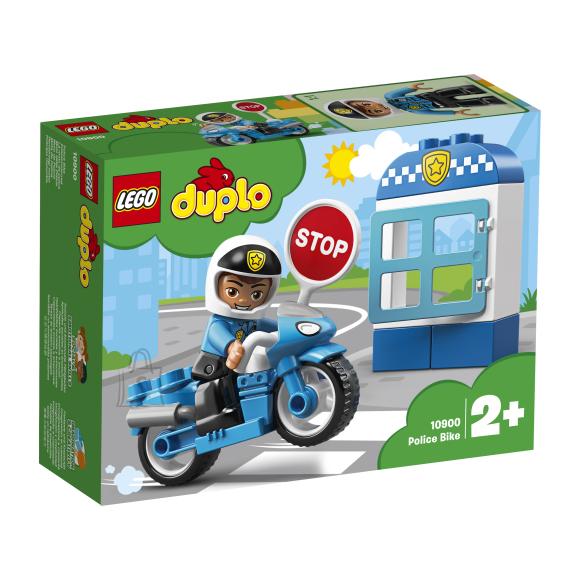 LEGO LEGO DUPLO Politsei mootorratas