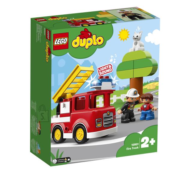 LEGO LEGO DUPLO Tuletõrjeauto