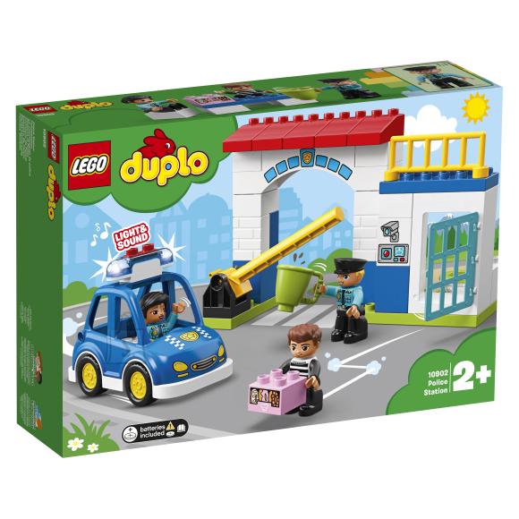 LEGO LEGO DUPLO Politseijaoskond