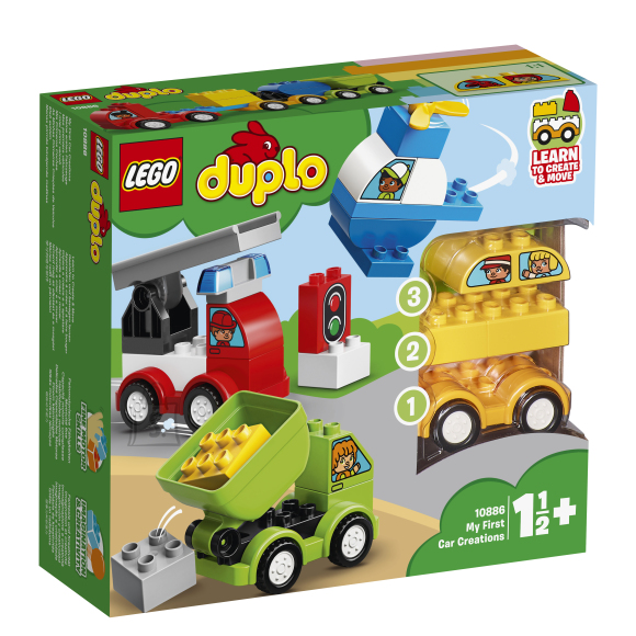 LEGO LEGO DUPLO Minu esimesed autod