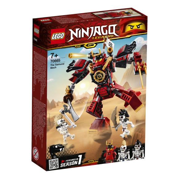 LEGO LEGO Ninjago Samurai robotauto