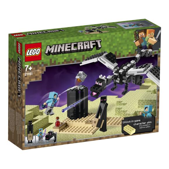 LEGO LEGO Minecraft Lõpulahing