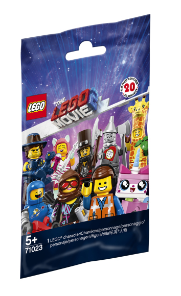 LEGO LEGO Minifiguurid Movie 2