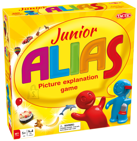 Tactic lauamäng ingliskeelne Junior Alias