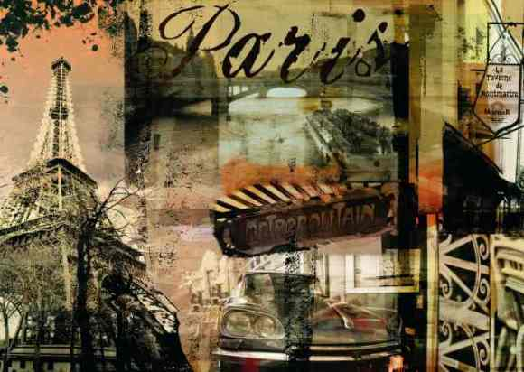 Ravensburger Ravensburger pusle 1000 tk Pariis