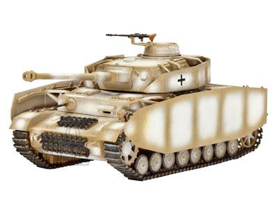 Revell Revell PzKpfw. IV Ausf.H 1:72