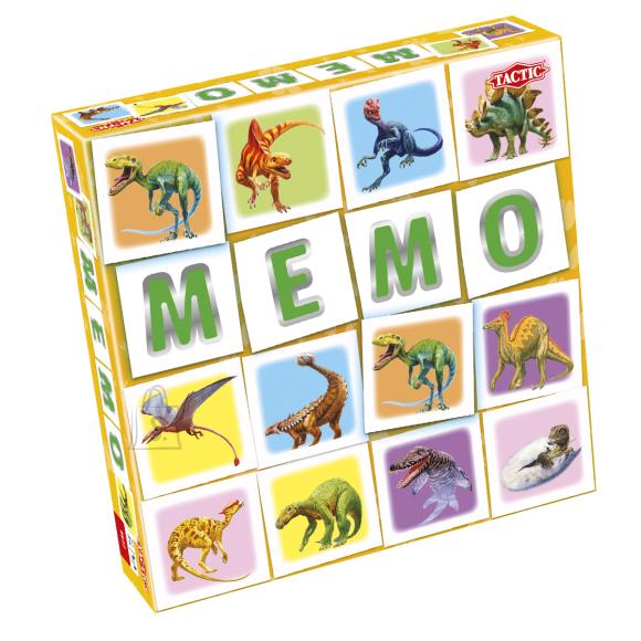 Tactic lauamäng Memo Dinosaurused