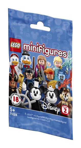 LEGO LEGO minifiguurid Disney sari 2