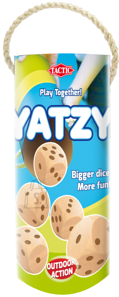 Tactic Tactic õuemäng Yatzy