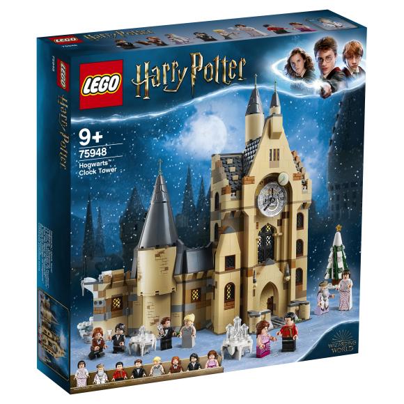 LEGO LEGO® Harry Potter™ Sigatüüka™ kellatorn