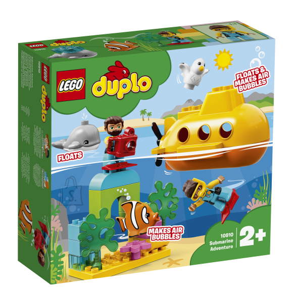 LEGO DUPLO Veealune seiklus