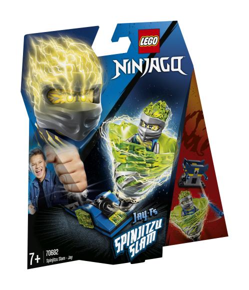 LEGO LEGO Ninjago Spinjitzu löök – Jay