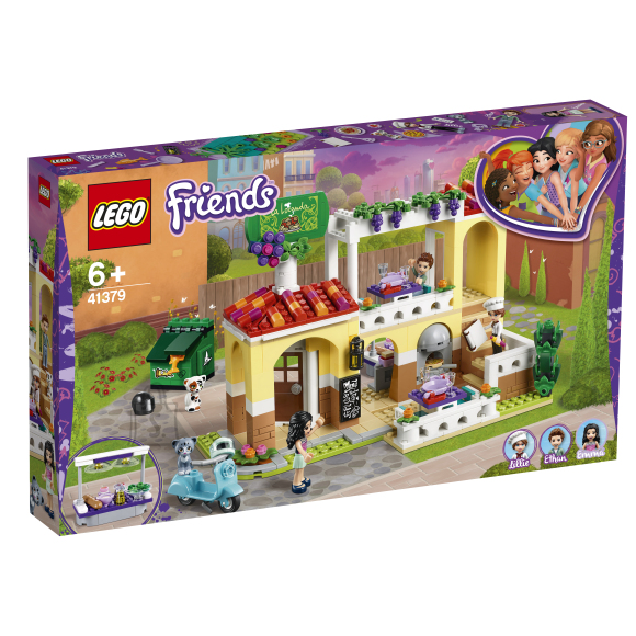 LEGO LEGO Friends Heartlake´i linna restoran