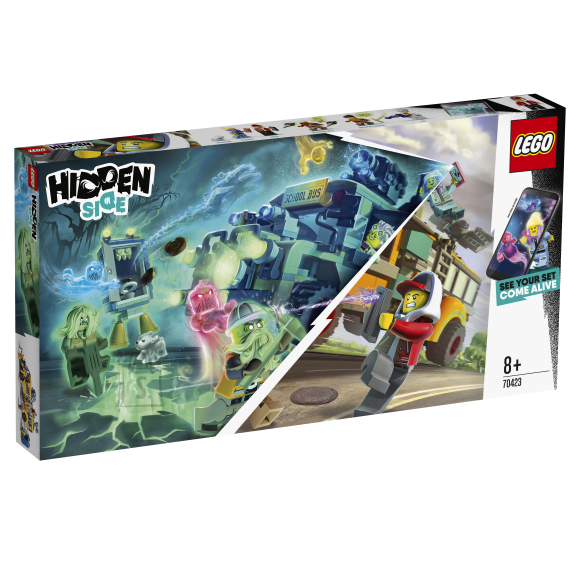 LEGO LEGO Hidden Side Paranormaalne haarangubuss 3000