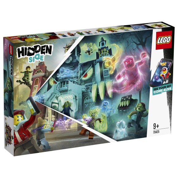 LEGO LEGO Hidden Side Kummitav Newbury Keskkool