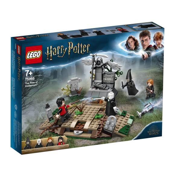 LEGO LEGO Harry Potter Voldemort-i ülestõus