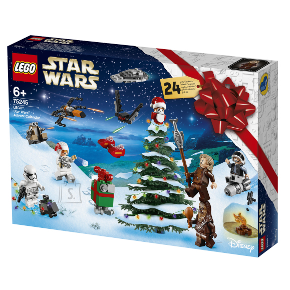 LEGO LEGO Star Wars Advendikalender