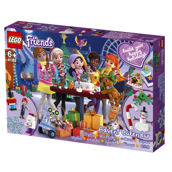 LEGO LEGO Friends Advendikalender