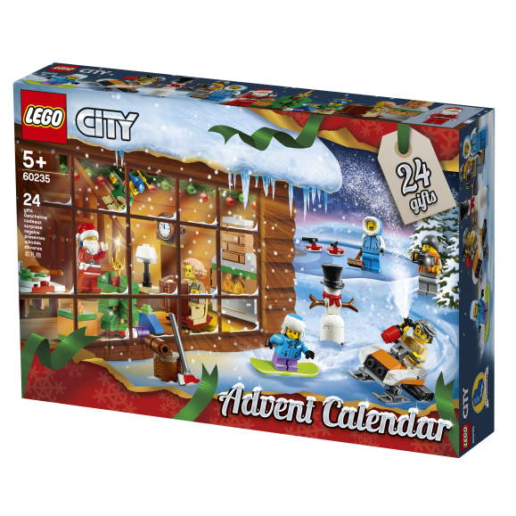 LEGO LEGO City Advendikalender
