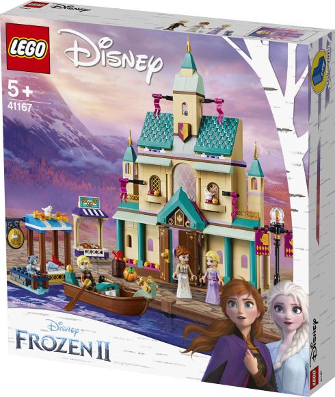 LEGO LEGO Disney Princess Arendelle´i lossi küla
