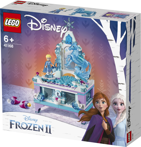 LEGO LEGO Disney Princess Elsa ehtekarbi meisterdamine