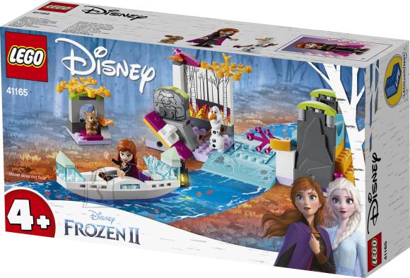 LEGO LEGO Disney Princess Anna kanuumatk