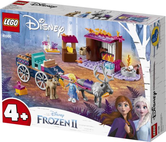 LEGO LEGO Disney Princess Elsa vaguniseiklus