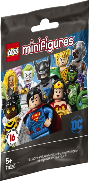 LEGO LEGO Minifiguurid Super Heroes