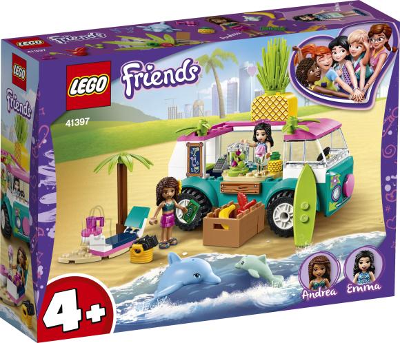 LEGO LEGO Friends Mahlaauto