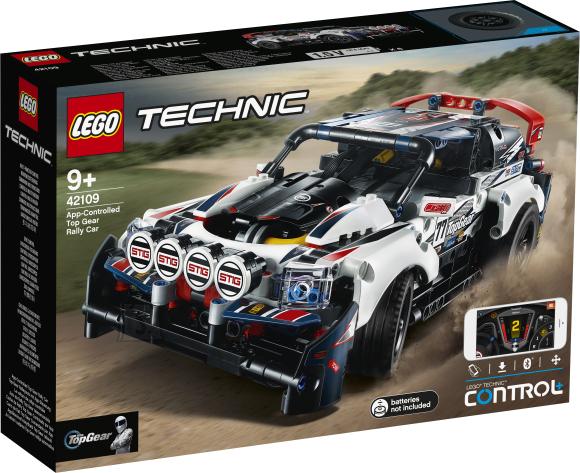LEGO LEGO Technic Rakenduse kaudu juhit.ralliauto