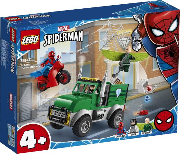 LEGO LEGO Super Heroes Vulture´i veokirööv