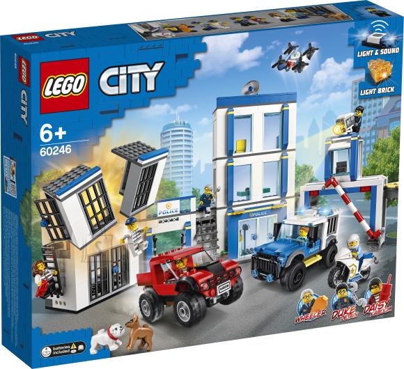 LEGO LEGO City Politseijaoskond