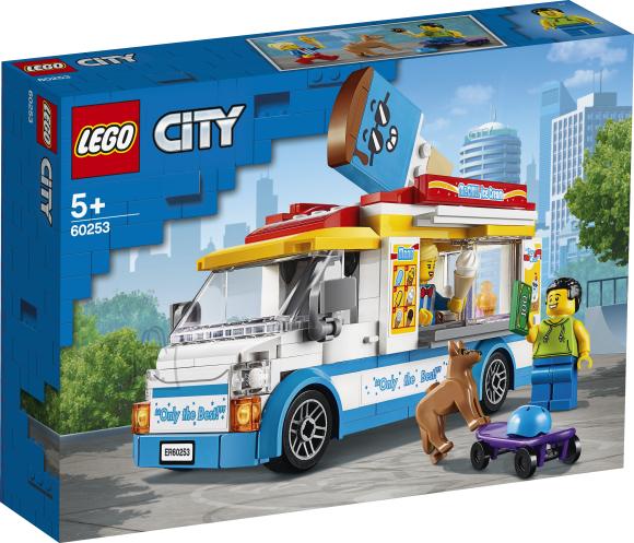 LEGO LEGO City Jäätiseauto