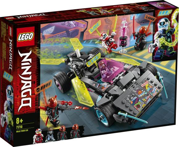 LEGO LEGO Ninjago Ninja häälestatav auto