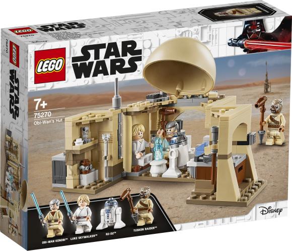 LEGO LEGO Star Wars Obi-Wani onn