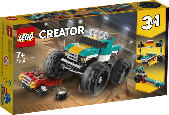 LEGO LEGO Creator Monsterauto