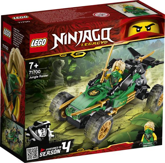 LEGO LEGO Ninjago Džunglisõiduk